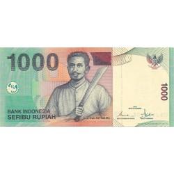 1000 Rupias de 2000