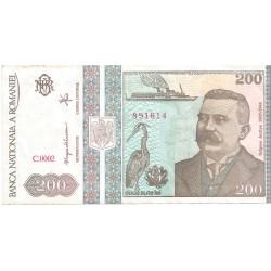 200 Lei de 1992