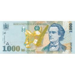 1000 Lei de 1998