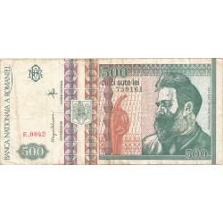 500 Lei de 1992