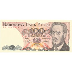 100 Zloty de 1986-88