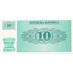 10 Tólar de  1990