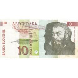 10 Tólar de 1992