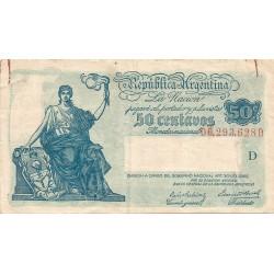 50 Centavos de 1943