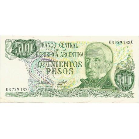 500 Pesos de 1977-82