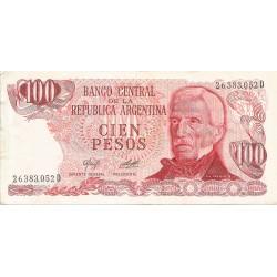 100 Pesos de 1976-78