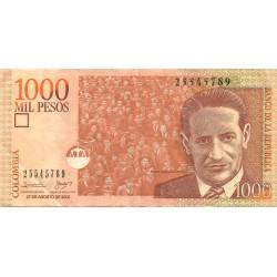 1000 Pesos de 2008