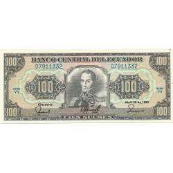 100 Sucres de 1990