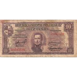 10 Pesos de 1939