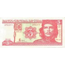 3 Pesos de 2004
