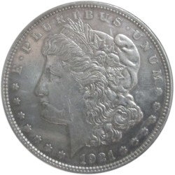Dólar de Plata de 1921