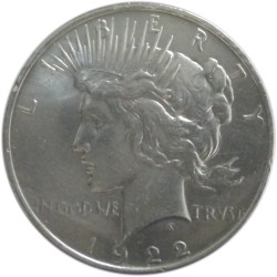 Dólar de Plata de 1922