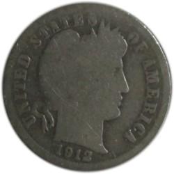 1 Dime de 1912