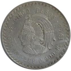5 Pesos de 1948