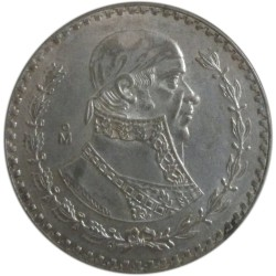 1 Peso de 1957-65