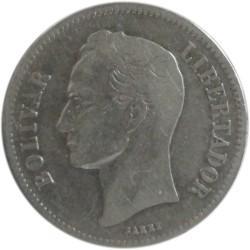 Medio Bolívar de 1935