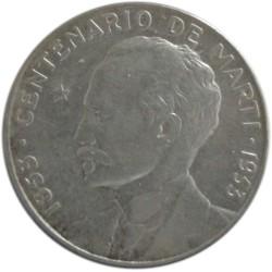 50 Centavos de 1953