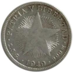 10 Centavos de 1949