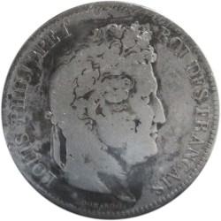 5 Francos de 1833
