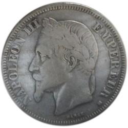 2 Francos de 1866