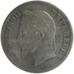 2 Francos de 1867