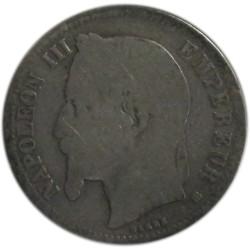 1 Franco de 1867