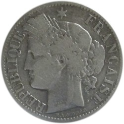 2 Francos de 1871
