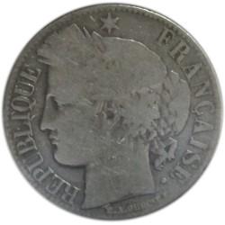 1 Franco de 1892 K