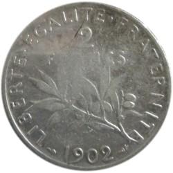 2 Francos de 1902