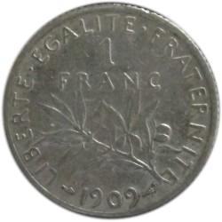 1 Franco de 1909