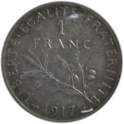 1 Franco de 1917
