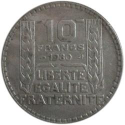 10 Francos de 1930