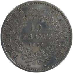 10 Francos de 1970