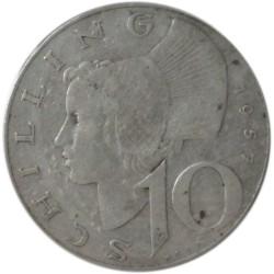 10 Chelines de 1957