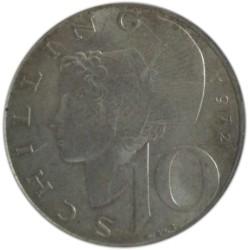 10 Chelines de 1972