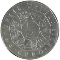 5 Euros de 2004