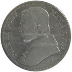 20 Baiocchi de 1859 R