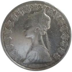 500 Liras de 1958