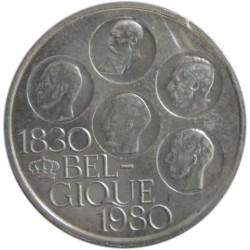 500 Francos de 1980