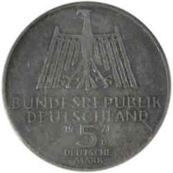 5 Marcos de 1971 D