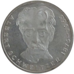 5 Marcos de 1975
