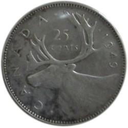 25 Céntimos de 1949