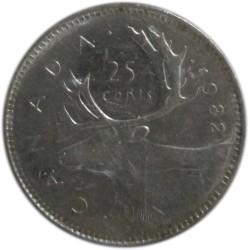 25 Céntimos de 1982