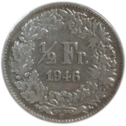 ½ Franco de 1946 B