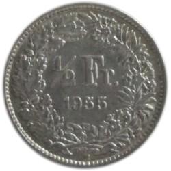 ½ Franco de 1955 B