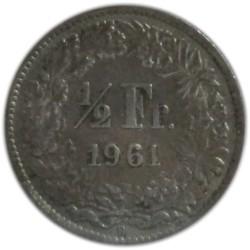 ½ Franco de 1961 B