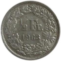 ½ Franco de 1963 B