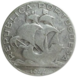 2.50 Escudos de 1944