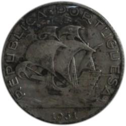 2.50 Escudos de 1951
