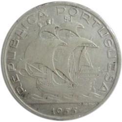 10 Escudos de 1955